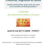 Soirée d'information «Précarité, migration et santé»