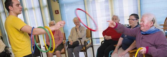 Une - Personnes âgées